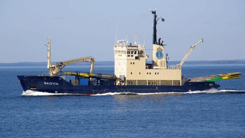 Sjöfartsverket tar första steget mot en fossilfri flotta