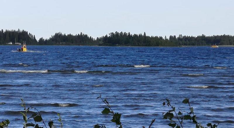 Frivilliga från RS Skellefteå nomineras till Årets Sjöräddare