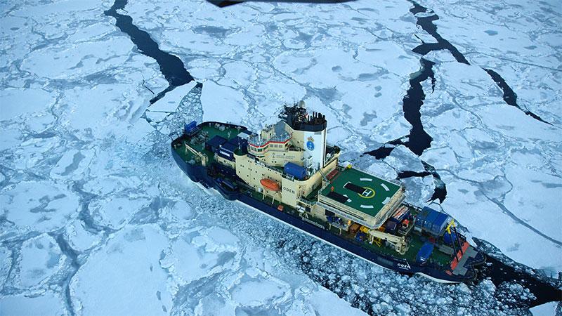 Ny internationell forskningsexpedition för isbrytaren Oden