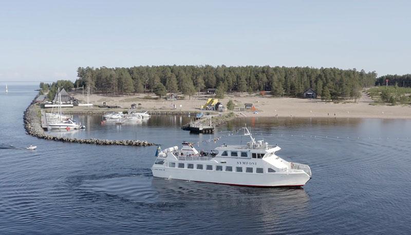 Längre turbåtsäsong i Luleå skärgård