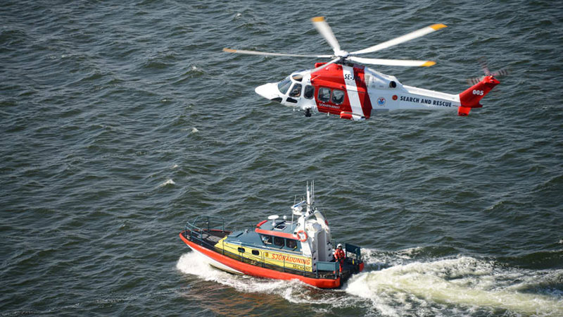 Sjöräddningschefen: Flytvästen är en billig och effektiv livförsäkring