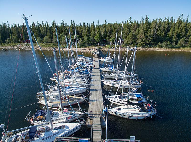 Höjda gästhamnsavgifter i Luleå skärgård