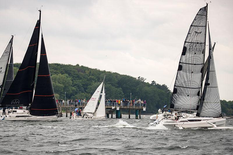 Midsummersail - en segelbåtstävling från Wismar till Töre