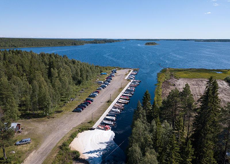 Nytt naturreservat i Skellefteå kommun