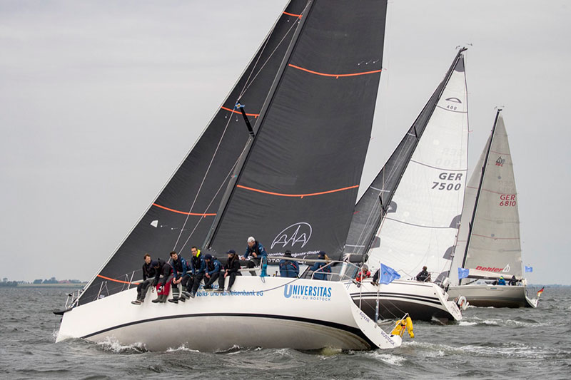MidsummerSail 2021 med ett rekorddeltagande