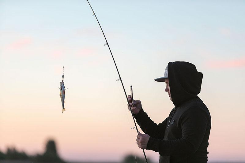 Ökat intresse för fritidsfiske i Sverige