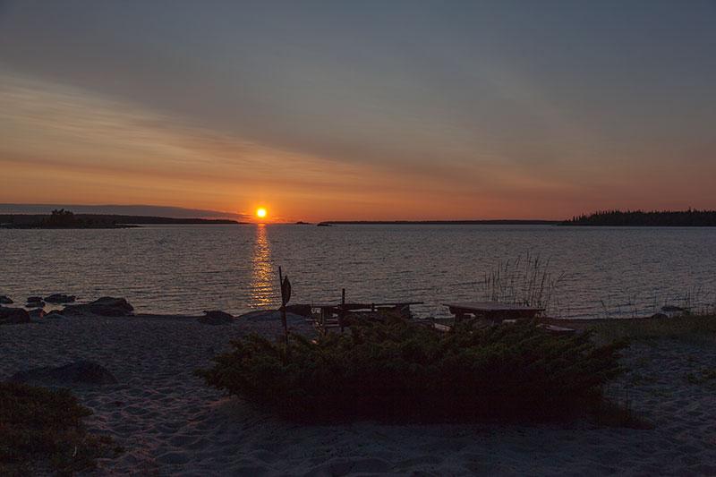 Boka en stuga och möt hösten i Bottenvikens skärgårdar