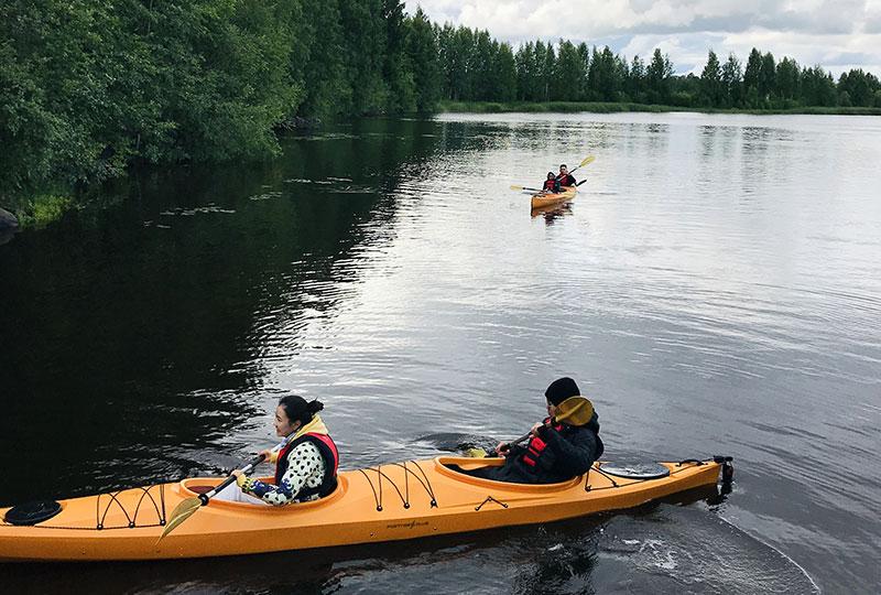Råd och tips till dig som vill paddla kanot