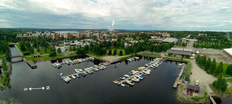 Norra hamn, Piteå