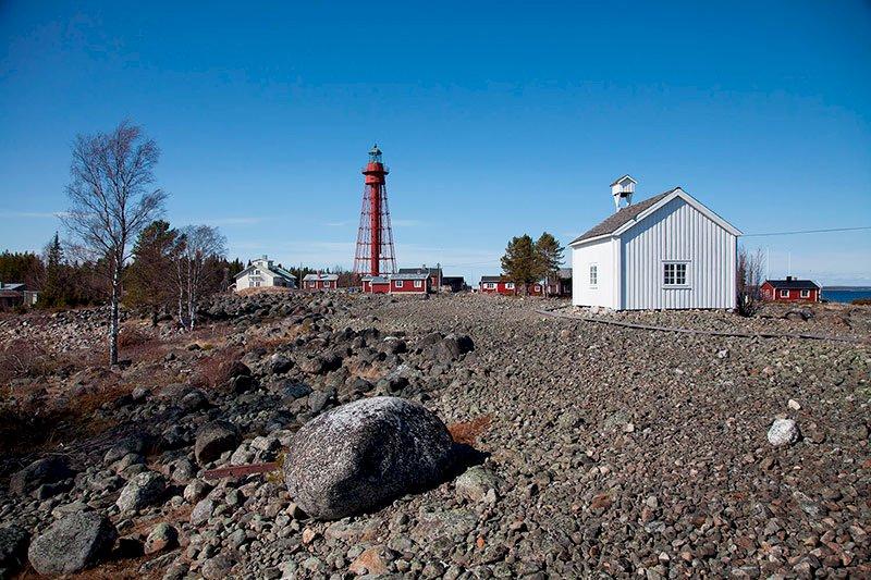 Kapellet på Pite-Rönnskär
