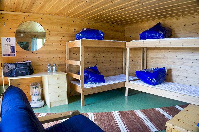 Hyra stuga på Stora Trutskär i Kalix skärgård
