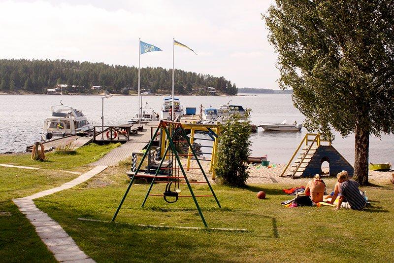 Kallaxön, Luleå