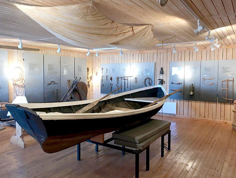 Skärgårdsmuseum på Junkön