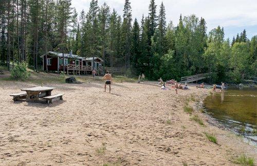 Uthyrningsstuga på Getskär i Kalix skärgård