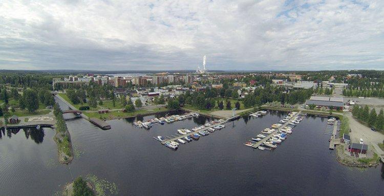 Farledsbeskrivning Piteå centrala småbåtshamnar