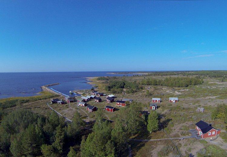Hyra stuga på Sandskär i Haparanda Skärgård