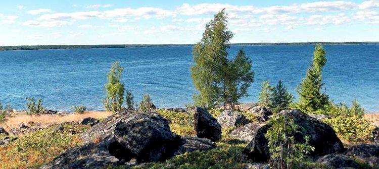 Nord-Mörön i Piteå skärgård