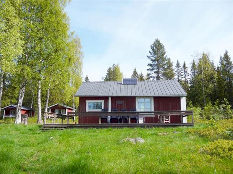Hyra stuga på Baggen i Piteå skärgård