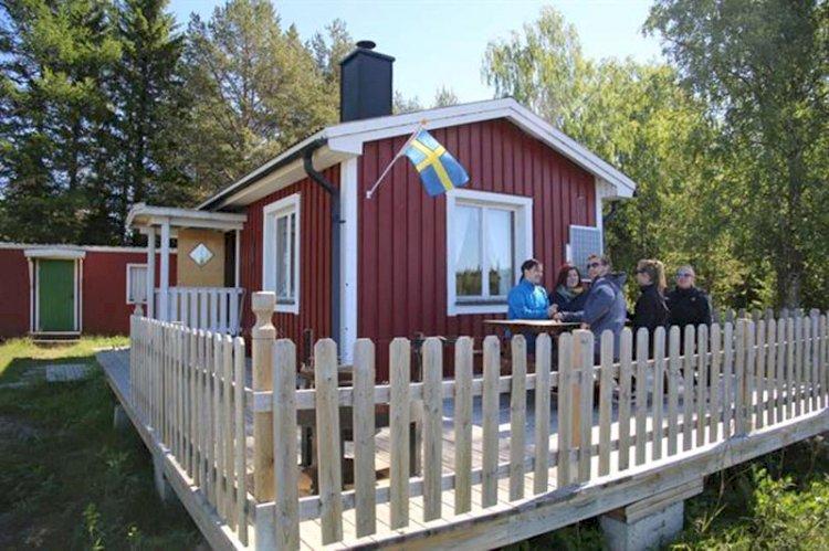 Hyra stuga på Mellerstön i Piteå skärgård