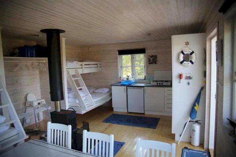 Hyra stuga på Stor-Räbben i Piteå skärgård