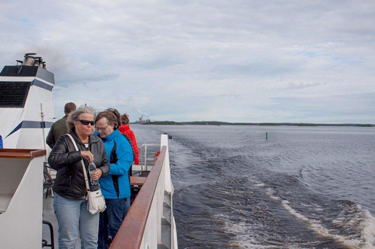 Turlistor, charterbåtar och transporter i Kalix skärgård