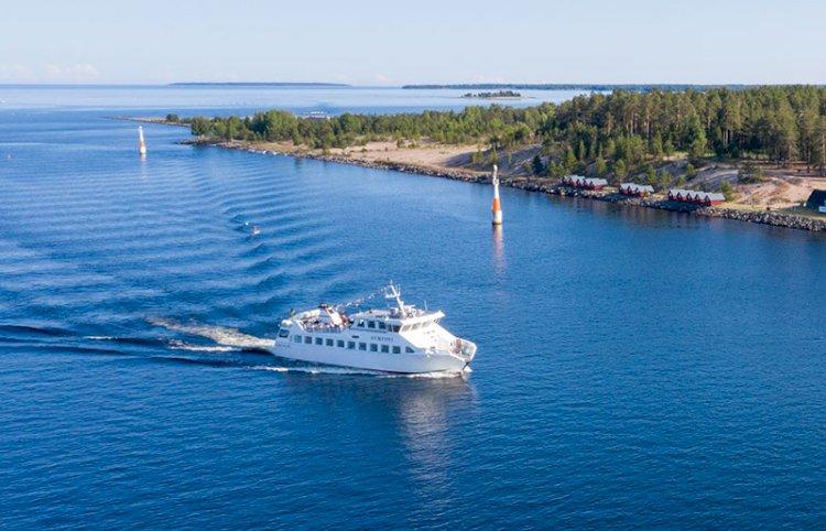Turlistor, charterbåtar och transporter i Piteå skärgård