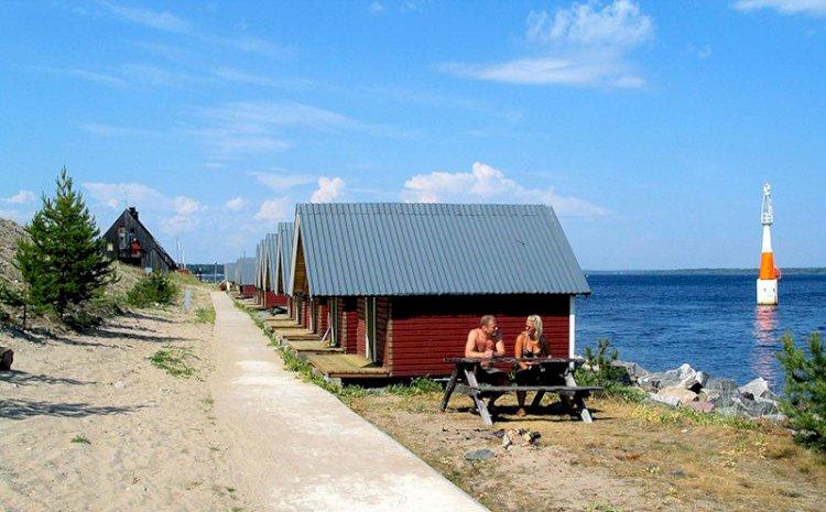 Boende i Bottenvikens skärgårdar